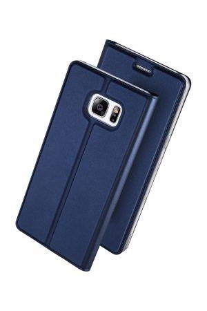 Dux Ducis Skin Pro Series Blue Plånboksfodral från Dux Ducis till Galaxy S7 Edge
