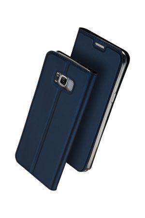 Dux Ducis Skin Pro Series Blue Plånboksfodral från Dux Ducis till Galaxy S8 Plus