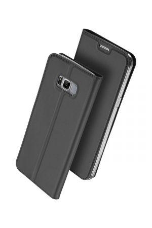 Dux Ducis Skin Pro Series Black Plånboksfodral från Dux Ducis till Galaxy S8