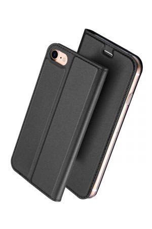 Dux Ducis Skin Pro Series Black Plånboksfodral från Dux Ducis till iPhone 8