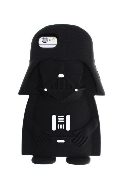 Dark Side 3D Soft Case Skal från Essentials till iPhone 6S
