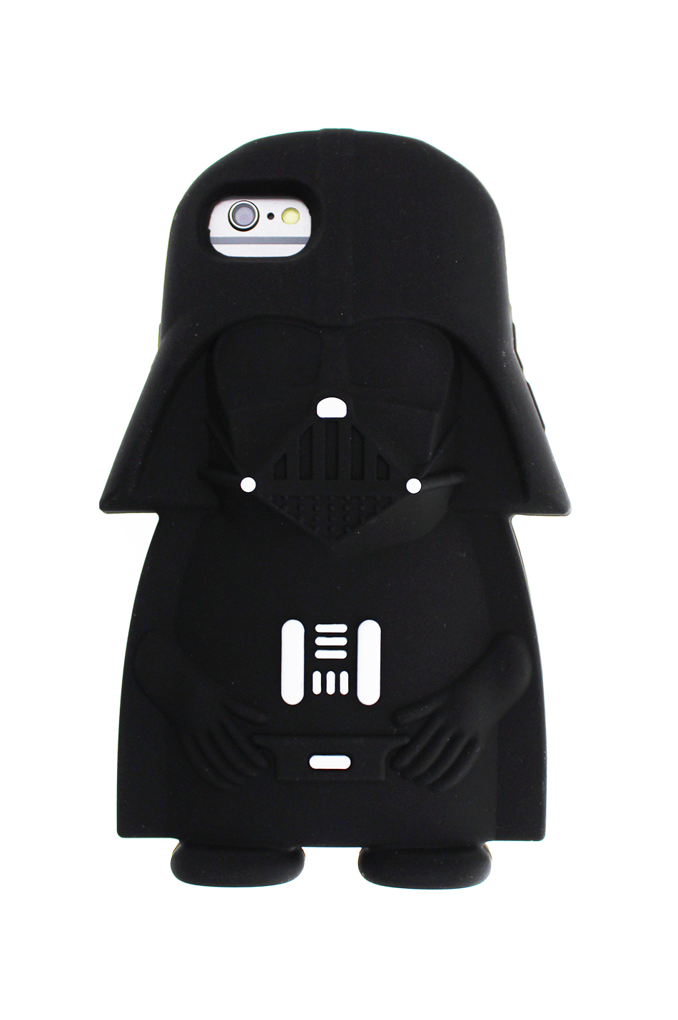 Dark Side 3D Soft Case Skal från Essentials till iPhone 6S