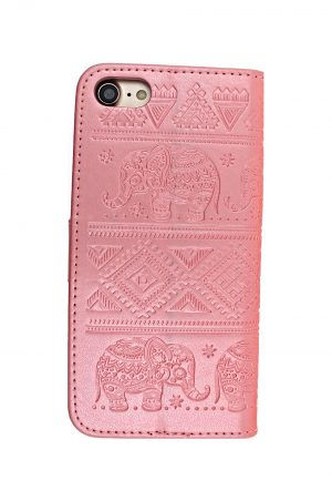 Elephant Wallet Rose