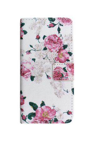 Floral Wallet Pink Plånboksfodral från Essentials till iPhone 6S
