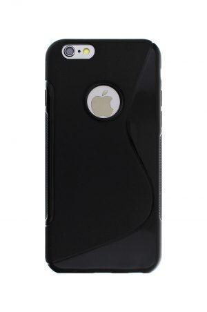 Grip Soft Case Black Skal från Essentials till iPhone 6S