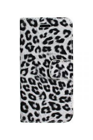 Leopard Wallet Plånboksfodral från Essentials till iPhone 6S Plus