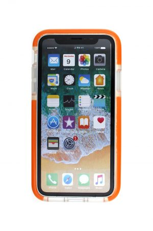 Mobello Ultra Rubber CTHRU Orange