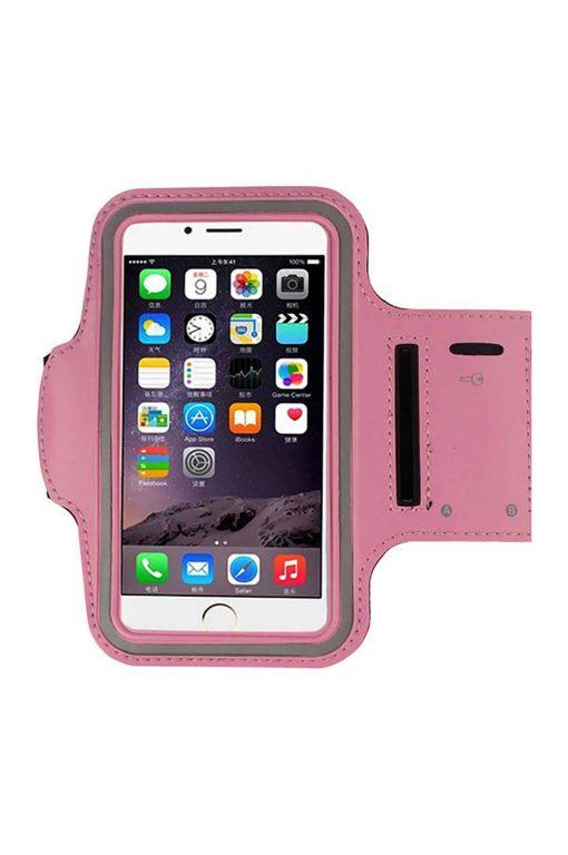 Armband Pink till iPhone 5&SE