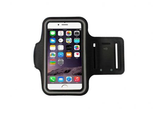 Armband Black till iPhone 6&7&8 Plus Large