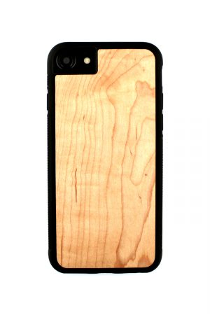 Mobello Rubber Wood Skal från Mobello Rubber Wood till iPhone 8