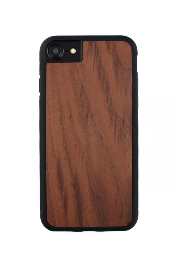 Mobello Rubber Wood Skal från Mobello Rubber Wood till iPhone 8