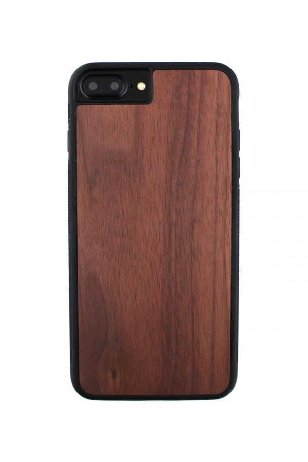 Mobello Rubber Wood Skal från Mobello Rubber Wood till iPhone 8 Plus