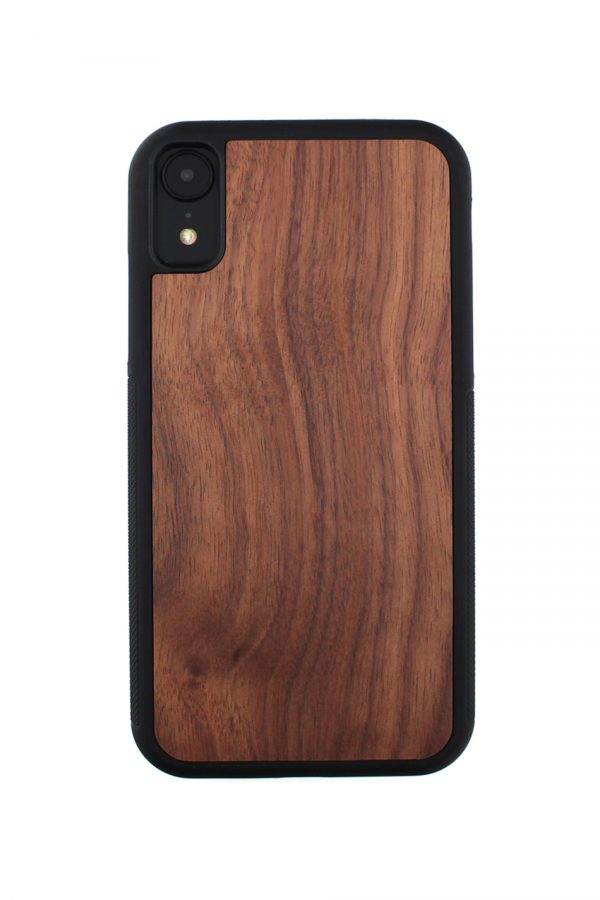 Mobello Rubber Wood Skal från Mobello Rubber Wood till iPhone XS Max