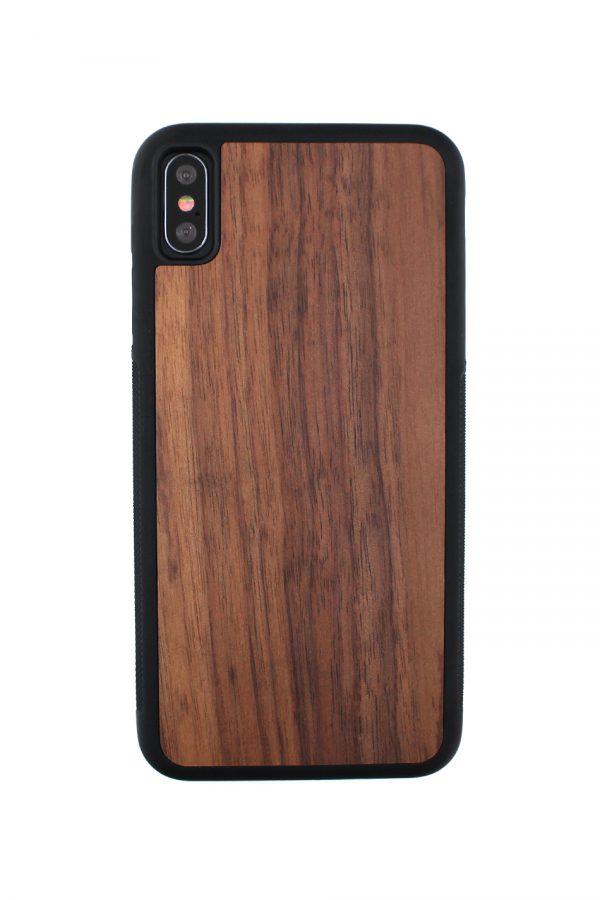 Mobello Rubber Wood Skal från Mobello Rubber Wood till iPhone XS Max