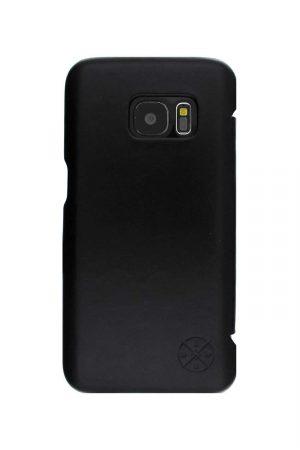 Mobello Leather Case Black Skal från Mobello Leather Case till Galaxy S8 Plus