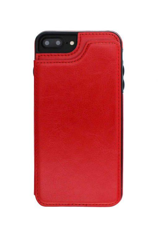 Back Flip Wallet Röd