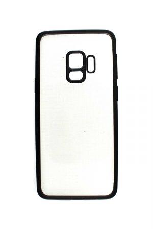 Platina Soft Case Black Skal från Essentials till Galaxy S9