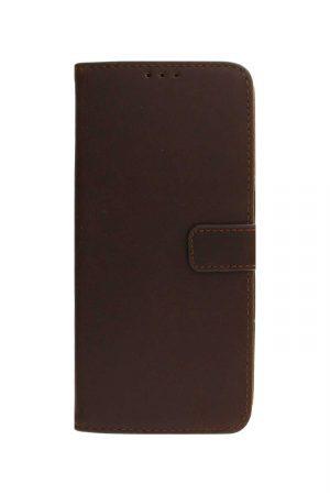 Retro Wallet Brown Plånboksfodral från Essentials till Galaxy S9