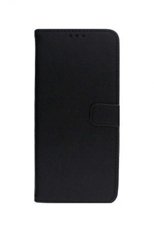 Retro Wallet Black Plånboksfodral från Essentials till Galaxy S9