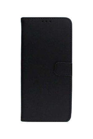Retro Wallet Black Plånboksfodral från Essentials till Galaxy S9 Plus