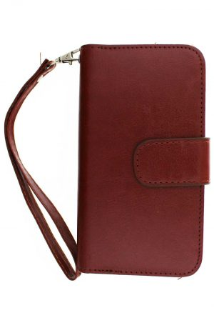 Magnetica Wallet XL Brown Plånboksfodral från Essentials till iPhone 6S