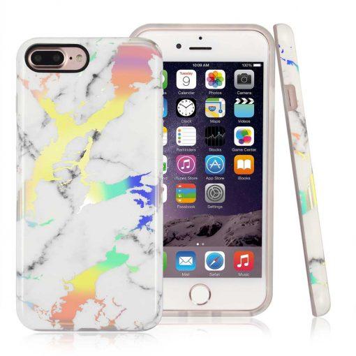 Sassy Pink Marble Soft Case till iPhone X 2.jpg