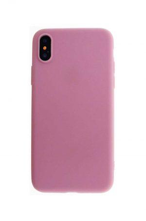 Mobello Nude Poly Pink från Mobello Nude Poly till iPhone XS