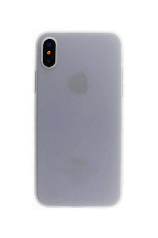 Mobello Nude Poly Vit från Mobello Nude Poly till iPhone XS