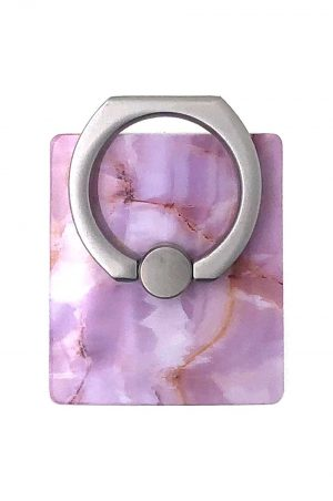 Ring Holder Pink Marble