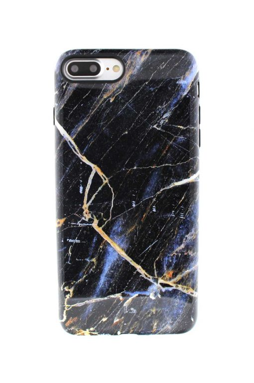 Sassy Black Onyx Soft Case till iPhone 7 : 8 Plus 2.jpg