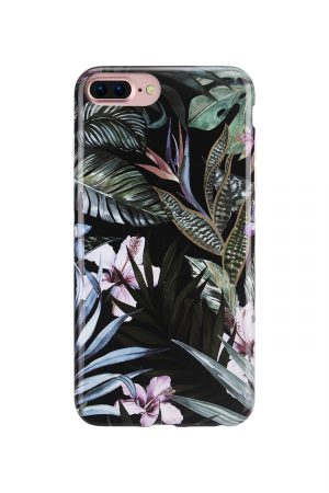 Mobello Soft Poly Jungle Leafs Soft Case Skal från Mobello Soft Poly till iPhone 7 Plus