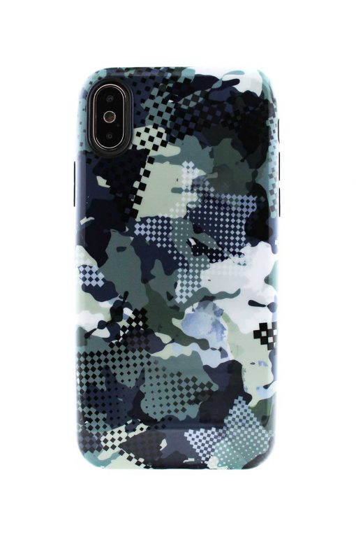 Sassy Urban Camo Soft Case till iPhone X : XS 2.jpg