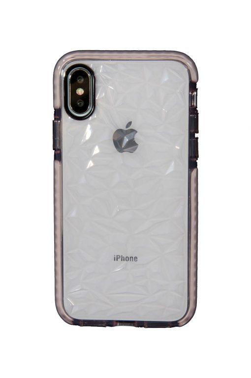 Mobello Ultra Rubber CTHRU Jelly Waves Pink Skal från Mobello Ultra Rubber till iPhone XR