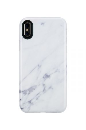 Mobello Soft Poly Classic Marble Soft Case Skal från Mobello Soft Poly till iPhone XS
