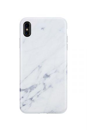 Mobello Soft Poly Classic Marble Soft Case Skal från Mobello Soft Poly till iPhone XS Max
