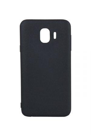 Styleful Soft Case Svart Skal från Essentials till Galaxy J4