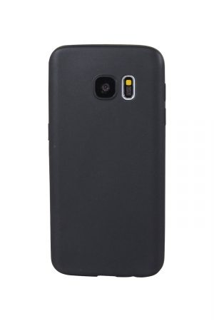 Styleful Soft Case Svart Skal från Essentials till Galaxy S7