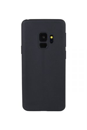 Styleful Soft Case Svart Skal från Essentials till Galaxy S9 Plus