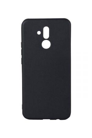 Styleful Soft Case Svart Skal från Essentials till Huawei Mate 20 Lite