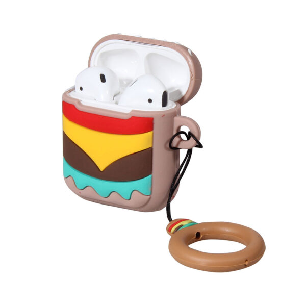 Airpods 2 Cover Hamburger