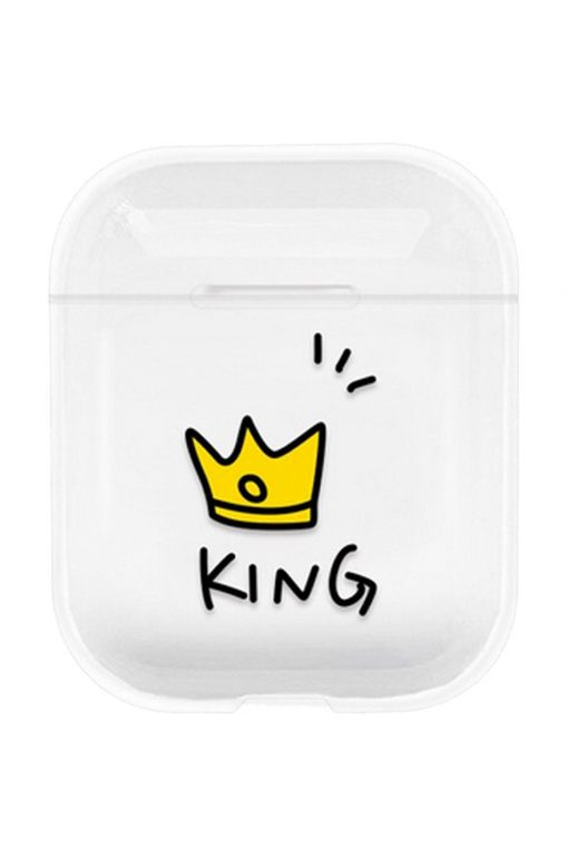 Airpods Transparent Cover Kings