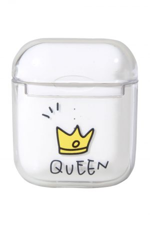 Airpods Transparent Cover Queen