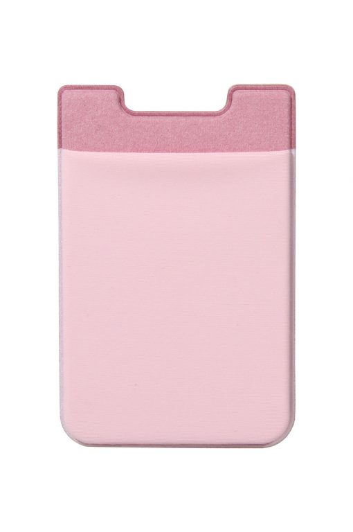 Credit Card Holde Adhesive Pink