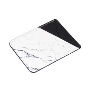 Credit Card Holder Adhesive Marble
