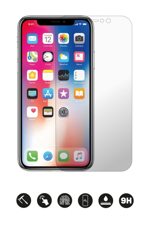 Glass Protector från Glasskydd till iPhone XR