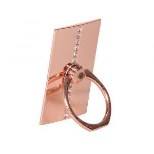 Ring Holder Diamond Rose Gold