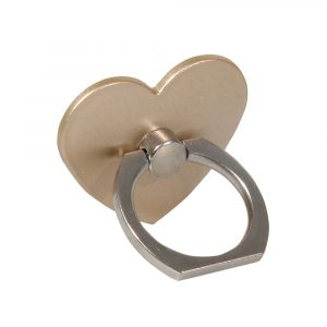 Ring Holder Golden Heart