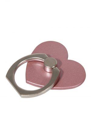 Ring Holder Rose Gold Heart