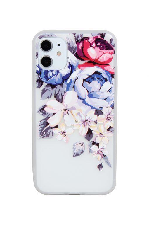 Popcase Violet Roses Soft Case