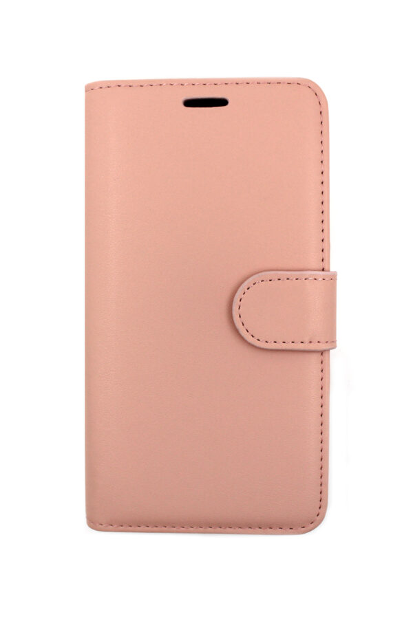 Mobello Leather Wallet Genuine Leather Pink